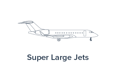 Picture of a Super Large Jet