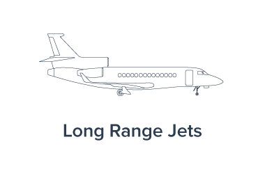 Picture of a Long Range Jet